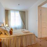 Luxury-huoneen makuuhuone