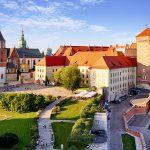 Wawelin kukkula, linna