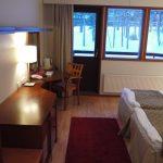 Standard-huone saunalla, Lapland Hotels Riekonlinna, Saariselkä