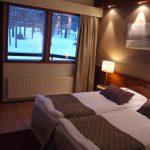 Standard-huone saunalla, Lapland Hotels Riekonlinna