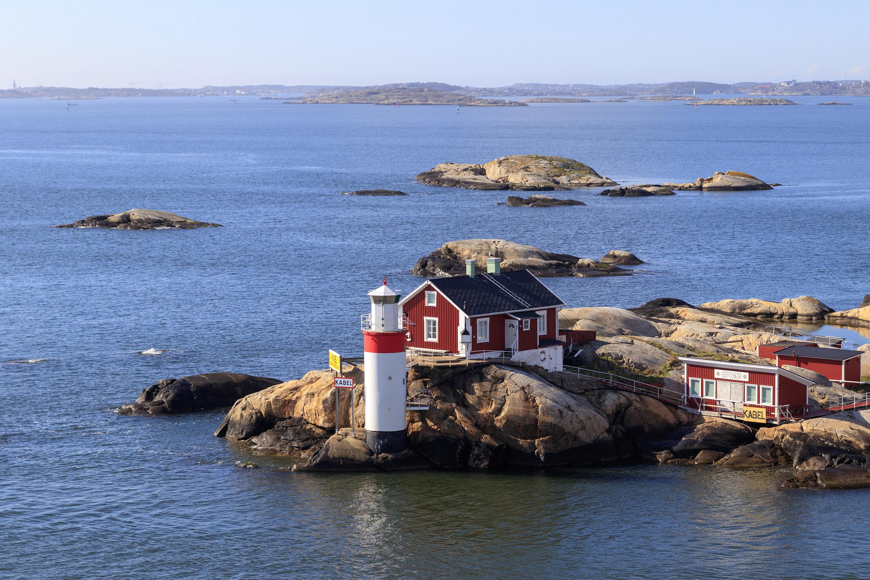 Göteborg, saaristo