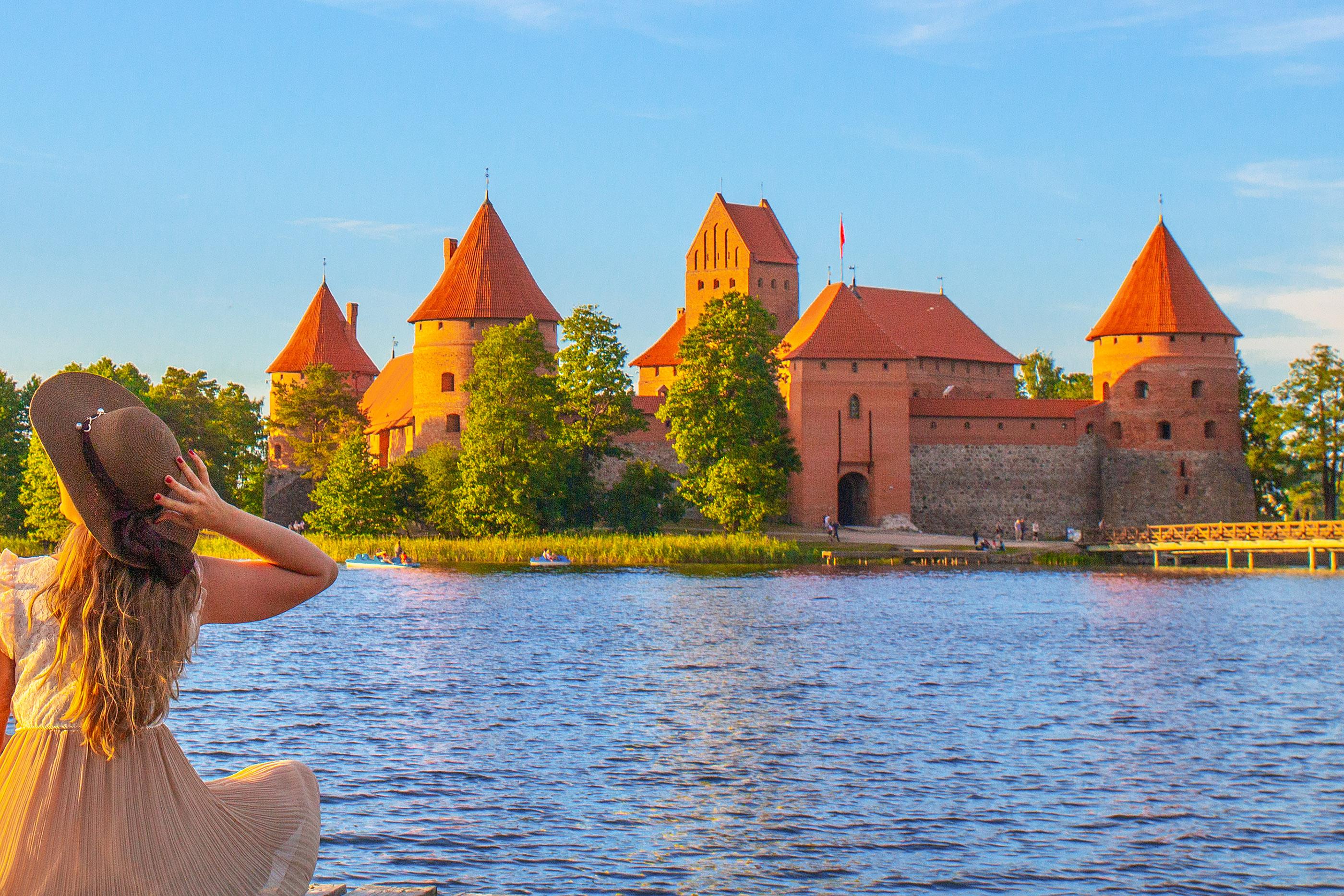 Baltian mielenkiintoiset linnat