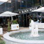 Viimsi Spa Black Rosen Pubin sisäänkäynti