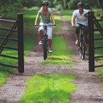 Pyörällä Bomarsundissa, Ahvenanmaa