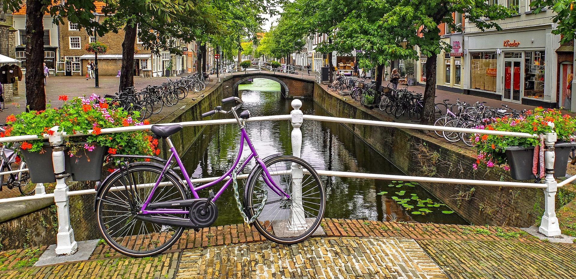 TOP 10 pyöräilykaupungit Euroopassa