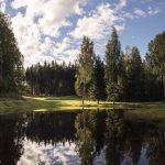 Otepää Golfin vesistöjä
