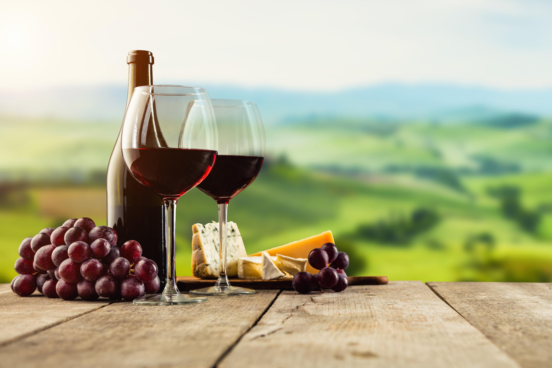 Euroopan kauniit viinialueet