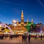 Wienin kaunis joulutori