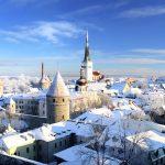 Luminen, valkoinen Tallinna