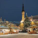 Tallinnan kaunis joulutori