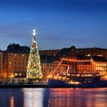 Joulun ajan tunnelmaa Tukholmassa