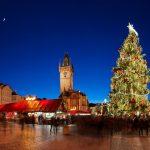 Prahan kaunis joulutori