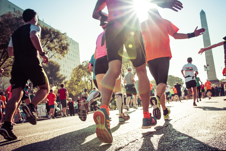 Maratonille maailmalle