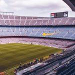 Camp Nou jalkapallostadion