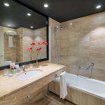 Kylpyhuone ammeella
