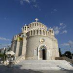 Pyhän Konstantinoksen ja Helenin ortodoksinen kirkko, Glyfada, Kreikka