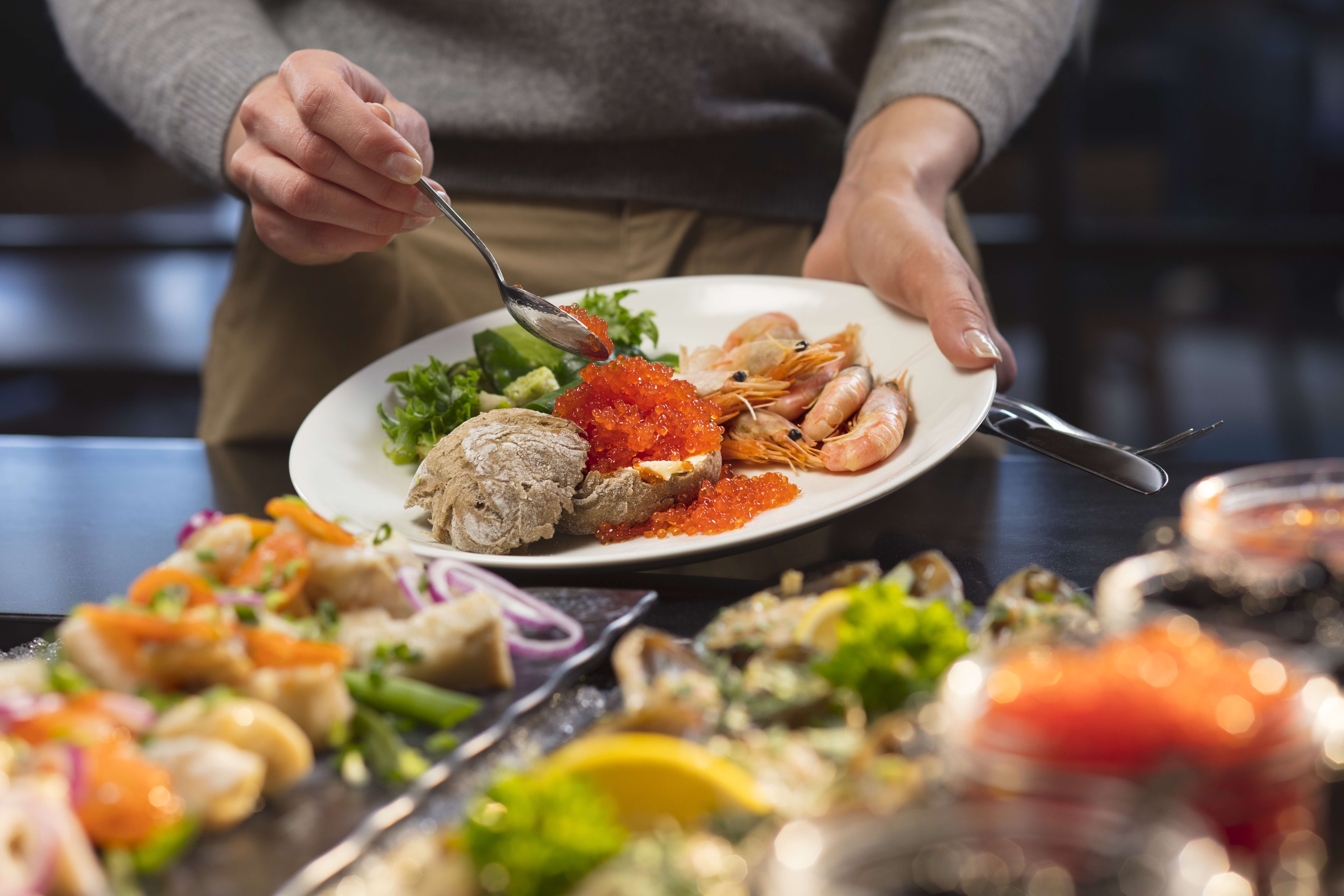 Risteilyllä kohtaat maailman maut