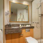 Regular-huoneen kylpyhuone, Central Athens Hotel, Kreikka