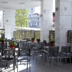 Terassi, Athens Tiare Hotel, Ateena, Kreikka