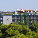 Ulkokuva, Emmantina Hotel, Glyfada, Kreikka