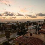 Näköala illalla, Emmantina Hotel, Glyfada, Kreikka