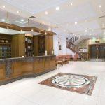 Vastaanotto, Emmantina Hotel, Glyfada, Kreikka