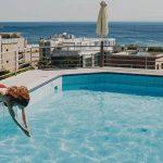 Uima-allas, Emmantina Hotel, Glyfada, Kreikka