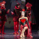 Liisa Ihmemaassa -baletti, Estonia Teatteri, Tallinna, Viro