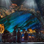 Viulunsoittaja katolla -musikaali, Estonia teatteri, Tallinna, Viro
