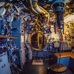 Sukellusvene sisäpuolelta