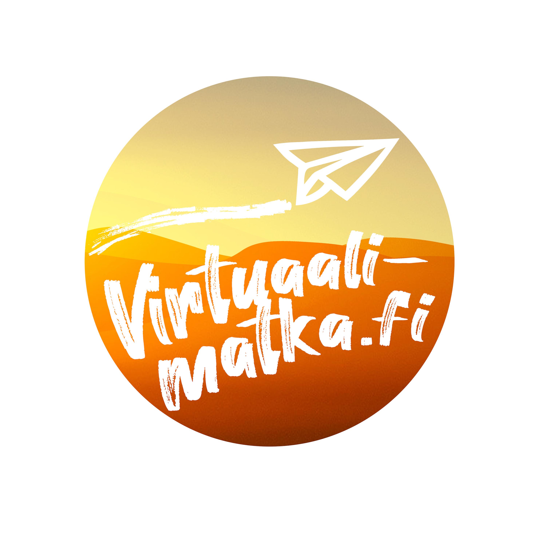 virtuaalimatka, logo