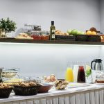 Aamiainen, Arion Hotel, Ateena, Kreikka