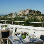 Kattoterassi, Amalia Hotel, Ateena, Kreikka