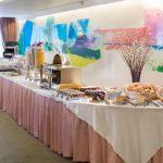 Aamiainen, Amalia Hotel, Ateena, Kreikka