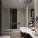 Executive-huoneen kylpyhuone, Titania Hotel, Ateena, Kreikka