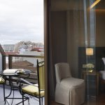 Executive-huoneen parveke, Titania Hotel, Ateena, Kreikka