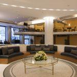 Hotellin aula, Titania Hotel, Ateena, Kreikka